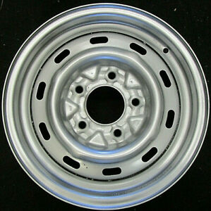 Ford Bronco 15 Inch Factory Original Oem 1992 1996 Stock Steel Wheel Rim 3024