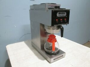 bunn S Commercial H d nsf pour omatic Coffee Brewer W 3 Pot Warmers