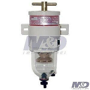 New Parker Racor 30 Micron 500fg Series Fuel Filter Water Separator