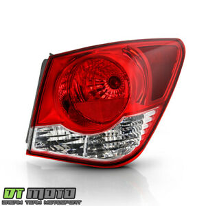 2011 2015 Chevy Cruze Tail Light Brake Lamp Replacement Outer Rh Passenger Side