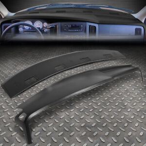 For 02 05 Dodge Ram Truck 1500 Defrost Vent Grille Cap Dashboard Cover Overlay