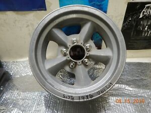 Vintage E t 14x6 Torq thrust Wheel 5 On 4 5 5 On 4 75 5 On 5 Ford Chevy