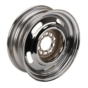 Gm Dual Pattern Rally Wheel 4 5 Inch 4 75 Inch