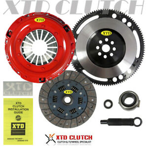 Stage 1 Clutch Racing Flywheel Kit 1999 2000 Honda Civic Si B16a2
