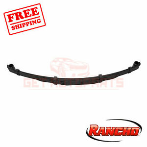 Rancho Rear Lift Kit Component For 1996 Jeep Cherokee Classic 4wd