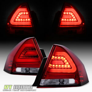 2006 2013 Chevy Impala Lumileds Led Tube Tail Lights Lamps Left Right