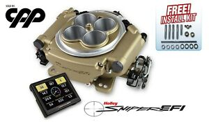 Holley Super Sniper Self Tuning Efi Fuel Injection Conversion Kit 650hp 550 520