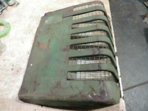 John Deere H Right Hand Grille Screen Ah648r