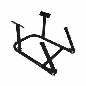 1958 Up Chevy Small Block V8 Folding Engine Stand 283 327 350 400 Sbc Black