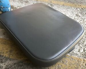 Gray 2002 2012 Dodge Ram 1500 2500 Leather Center Console Lid Arm Rest Top