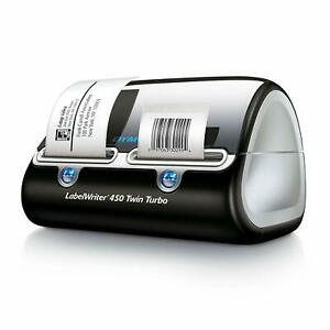 Dymo Label Writer 450 Twin Turbo Label Printer 71 Labels Per Minute