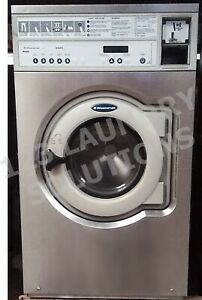 Wascomat E620 20lb Coin Op Washer 115v 60hz refurbished