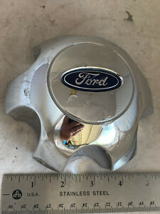 2009 14 Ford F150 Expedition Chrome Center Hubcap Hub Cap Oe Oem Dl34 1a096 ca