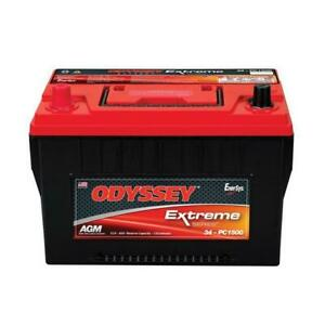 Odyssey 34 Pc1500t Automotive Battery
