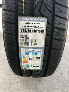 4 New 235 55 18 Nitto Nt421 Q Tires