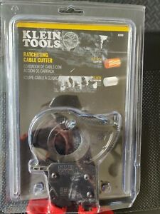 Klein 63060 Ratcheting Cable Cutter