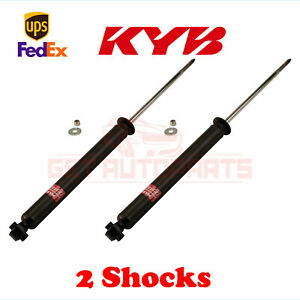 Kyb Kit 2 Rear Shocks Gr 2 Excel G For Bmw 325xi 2001 05