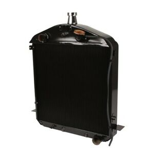 Walker C 481 2 Cobra 1924 1927 Ford Model T Radiator For Chevy Engine