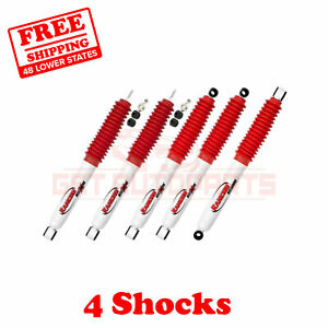 Rancho Rs5000x Shocks Stabilizer For Ford F250 4wd 2008 2016