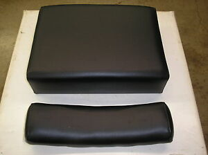 Farmall Cub 140 300 John Deere a B G New Seat Cushion Set 19 25 7