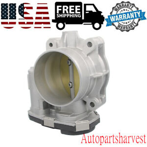 Fuel Injection Throttle Body Assembly 2173103 For Cadillac Cts Srx V6 183ci 3 0l