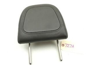 Mk5 Vw Golf Gti Black Leather Left Or Right 2nd Row Rear Leather Headrest 727a