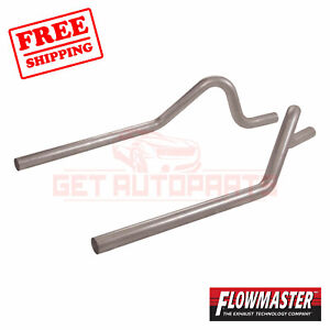 Flowmaster Exhaust Tail Pipe For Ford Mustang 1965 1973