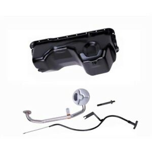 Ford Performance M 6675 A50 5 0l Sbf Rear Sump Oil Pan