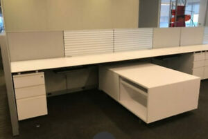Used Office Cubicles Knoll Reff 6 5x2 5 Cubicles