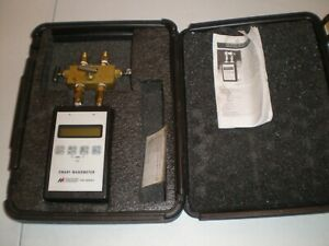 Meriam Instrument 350r dn0200 01401201 Smart Manometer 350 Series Free Shipping