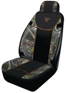 True Timber Camouflage Universal Seat Cover For Cars Trucks And Suvs