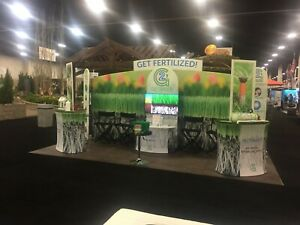 Trade Show Display Booth 3000 Wi o Shipping Prefer Local Buyer slc Ut