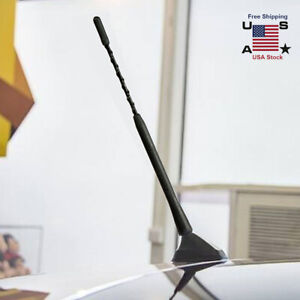 9 Car Radio Stereo Universal Flexible Rubber Aerial Mast Antenna Bee Sting New
