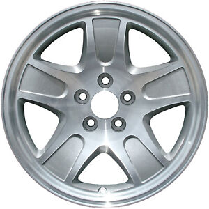 03471 Refinished Ford Crown Victoria 2001 2002 17 Inch Wheel