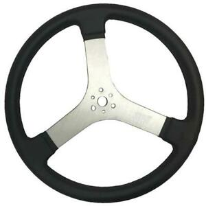 Max Papis Innovations Mpi dr 16 Flat Steering Wheel 16 Inch