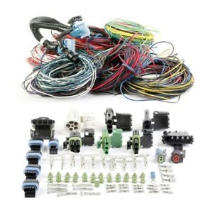 Holley 534 143 Commander 950 Replacement Main Wiring Harness