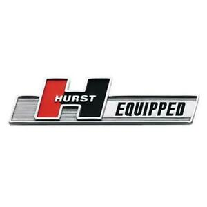 Hurst 136 1000 Hurst Equipped Emblem
