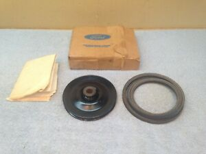 1970 70 Ford Mustang Cougar Torino Galaxie 390 Nos Power Steering Pulley Belt B