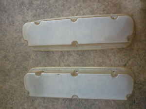 Rare Clear Valve Covers Small Block 302 Ford Mustang Htf Nos Must See