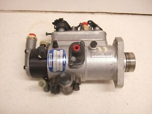 New Oem Ford 4630 Fuel Injection Pump E9nn9a543ga 4630 With 3 301 3238f920