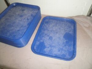 Carlisle 14 X 18 Cafeteria Fast Food School Lunch Serving Tray lot Of 20