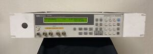 Hewlett Packard 4349b 4 Channel High Resistance Meter