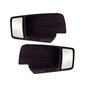Cipa Mirrors 11800 Custom Towing Mirror Pair