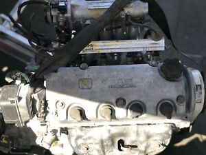 1995 Honda Civic Vtec 1 6 L Engine