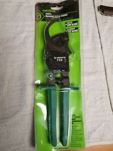 Greenlee Compact Ratchet Cable Cutter 759