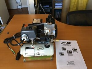 Jun air Compressor Model 300 1 5 b us