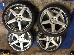 20 Inch Rims And Tires Used