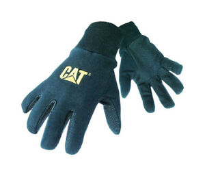 Gloves Dotted Palm L