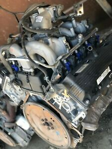 2003 Ford Expedition Aluminum Block 4 6 L Engine