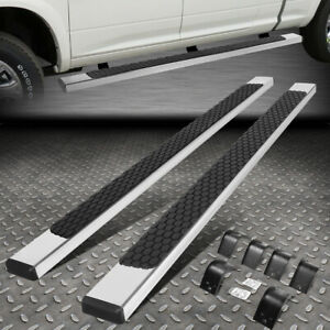 For 09 18 Ram Truck 1500 2500 Extended Cab 5 side Step Nerf Bar Running Boards